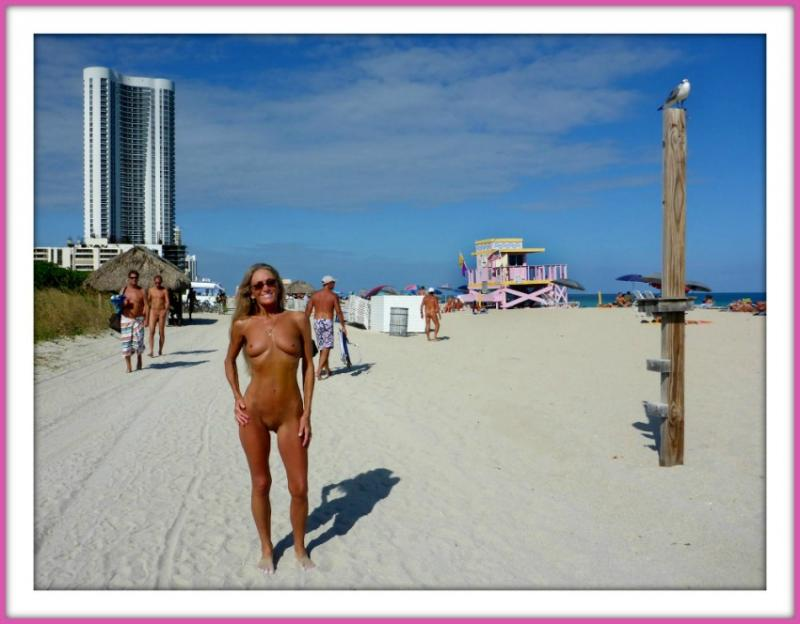 Where to get naked in miami