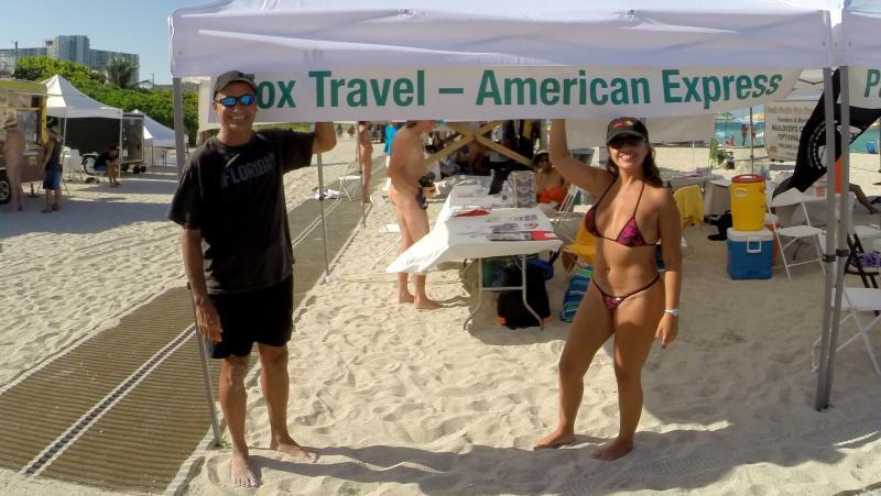 haulover beach candid photos