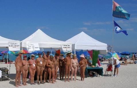 Resort nudist eden bay
